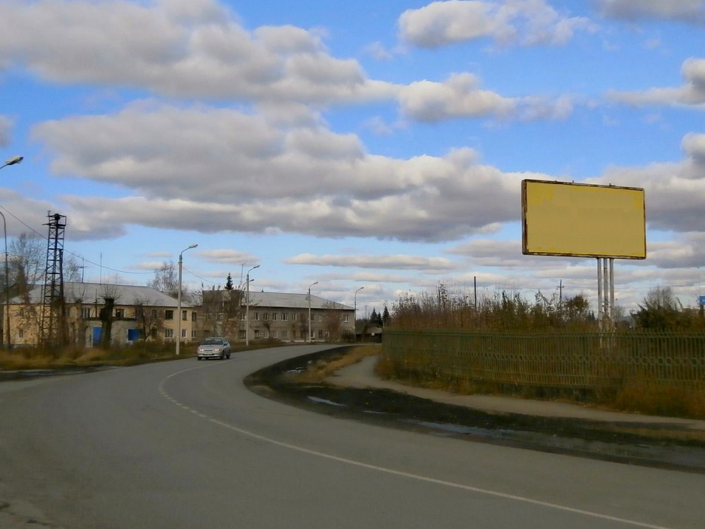 Amedia Outdoor в Заводоуковске