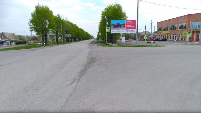 Размещение билбордов в городе Ишим